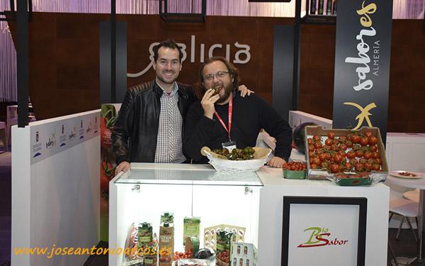 Biosabor en el Salón de Gourmets 2019. /joseantonioarcos.es