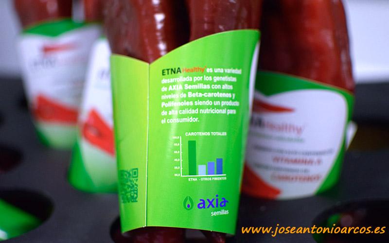 Pimiento Etna, Axia Semillas y evases biodegradables - joseantonioarcos.es