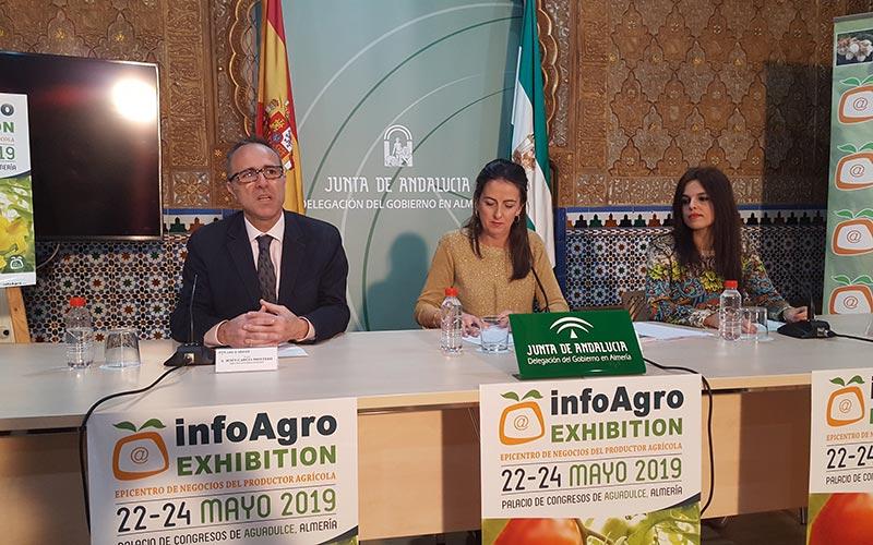 Presentación Infoagro Exhibition 2019.