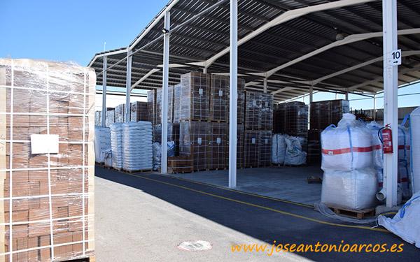 Fábrica de Pelemix en Murcia. /joseantonioarcos.es