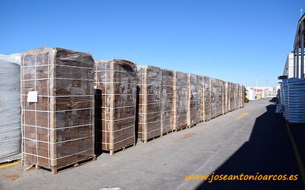 Fábrica de Pelemix en Alhama de Murcia. /joseantonioarcos.es