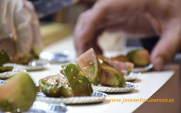 Tomate Adora en el Salón de Gourmets 2019. /joseantonioarcos.es