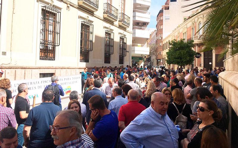 Coag y Asaja en la calle tras el no del ministro a la rebaja fiscal