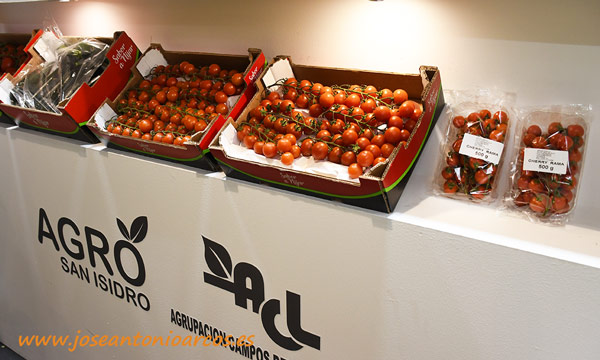 Tomates Agro San Isidro en InfoAgro 2019. /joseantonioarcos.es
