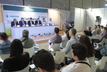 Bioeconomía y orgánico en las conferencias de Infoagro 2019