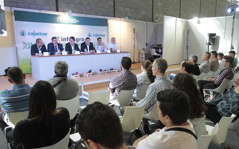 Bioeconomía y agricultura ecológica en Infoagro Exhibition - joeantonioarcos.es