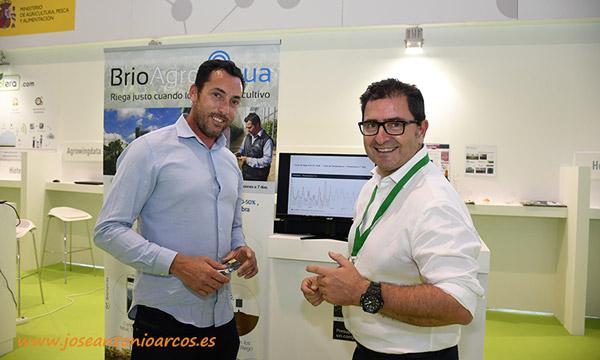BrioAgro, especialista en fertirriego de precisión en el área de Smart Agro. /joseantonioarcos.es