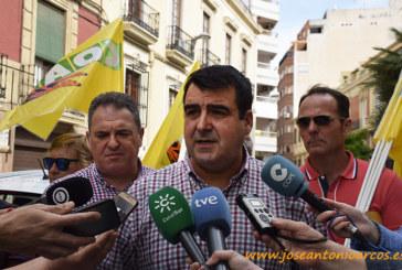 COAG Almería pide al Ministerio corregir la no rebaja fiscal