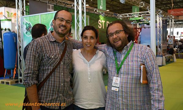 Con los amigos de COMPO Expert. /joseantonioarcos.es