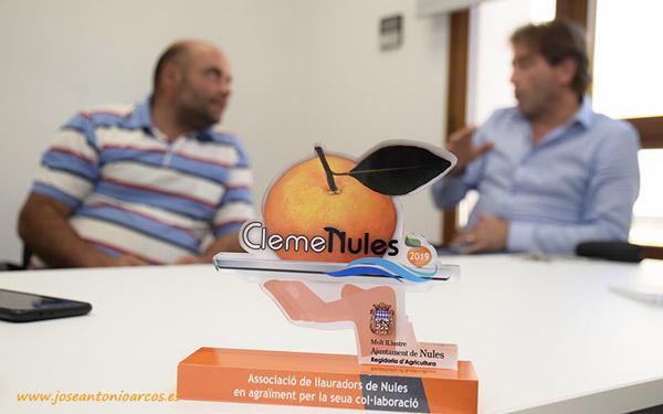 Crisis de precios de las mandarinas clemenules. /joseantonioarcos.es