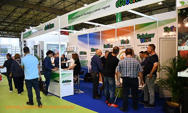 Ecoculture cuenta con una importante presencia en cultivos tanto de Almería y en Infoagro Exhibition - joseantonioarcos.es