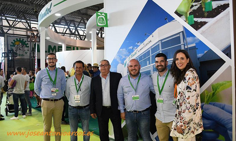 Miembros del equipo. Semilleros El Plantel. /joseantonioarcos.es