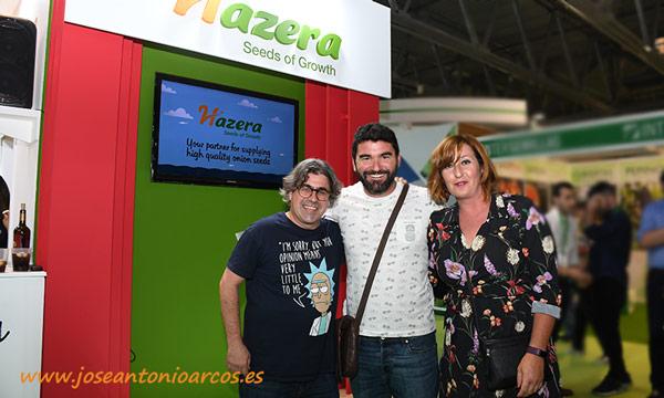 Pepe Céspedes, monologuista con Hazera. /joseantonioarcos.es