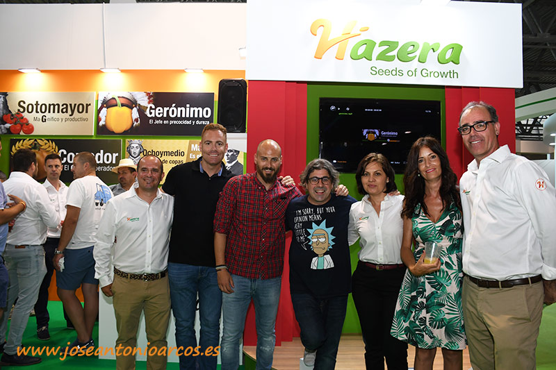 Hazera en InfoAgro Exhibition 2019.