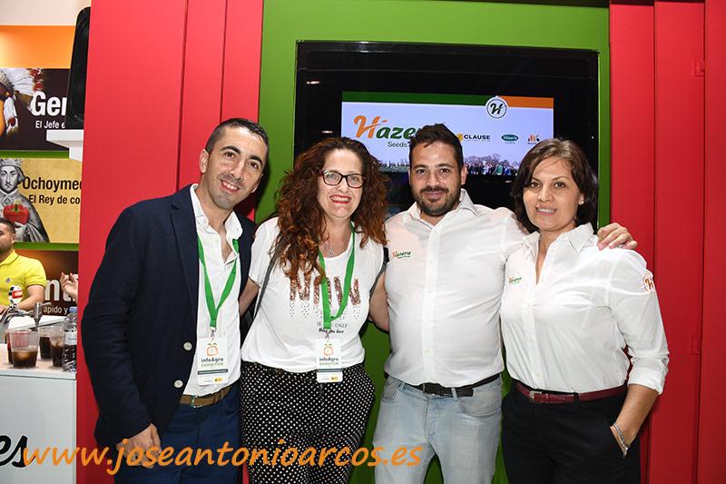 Hazera en InfoAgro Exhibition 2019. /joseantonioarcos.es