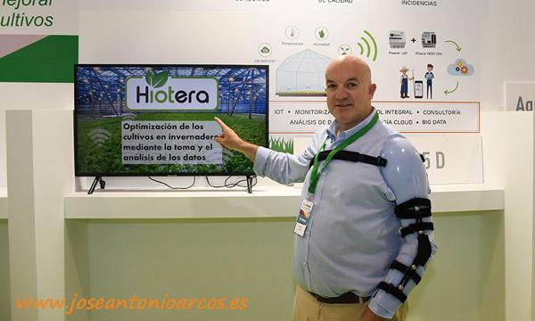 Hiotera es una empresa que quiere trasladar la experiencia del Internet de las Cosas a la agricultura. /joseantonioarcos.es
