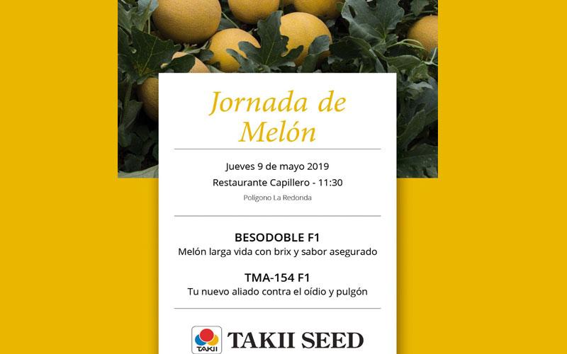 Melón Takii Seed - joseantonioarcos.es