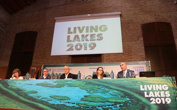Conferencia Living Lakes - joseantonioarcos.es