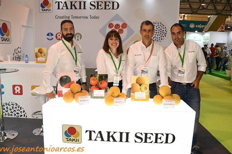 Takii es sinónimo de melón galia