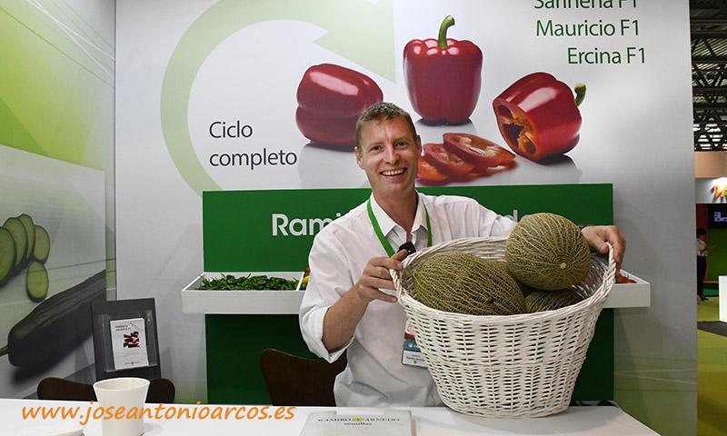 Las variedades estrella de melón de R - joseantonioarcos.esamiro Arnedo