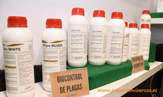 Nostoc Biotech es una empresa pionera en control microbiológico - joseantonioarcos.es