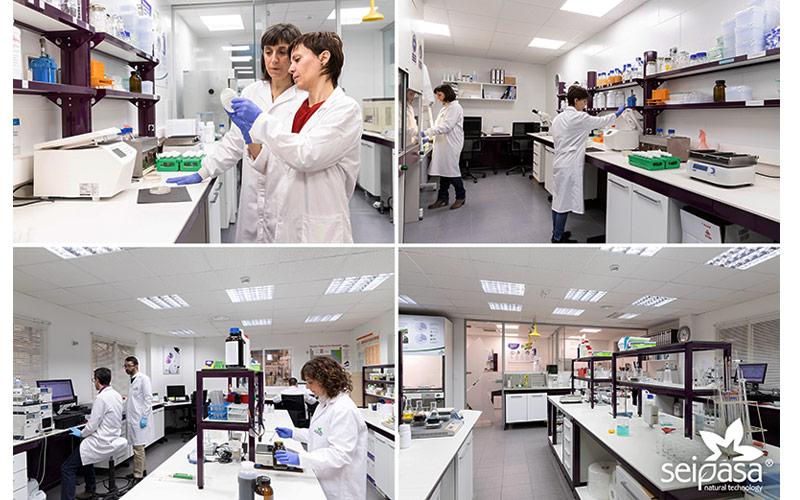 Seipasa presenta su nuevo departamento de microbiología - joseantonioarcos.es
