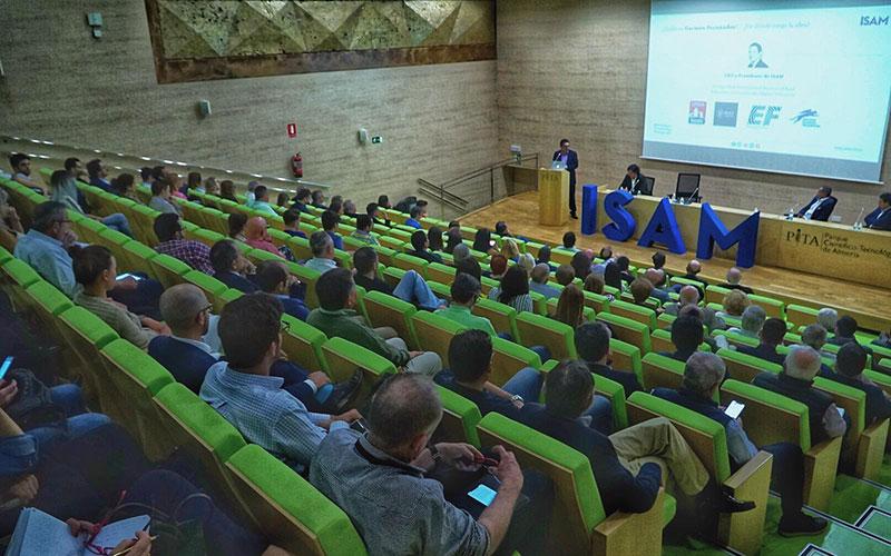 Presentación primera escuela internacional en agronegocios - joseantonioarcos.es