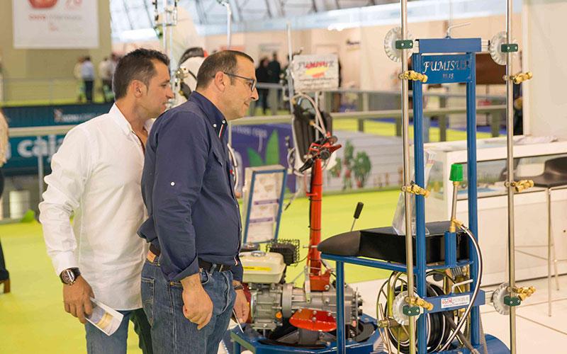Industria auxiliar en Infoagro Exhibition - joseantonioarcos.es