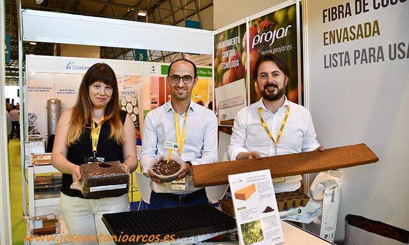 Projar muestra sus últimas novedades para cultivos hidropónicos en la III edición de Infoagro Exhibition -joseantonioarcos.es