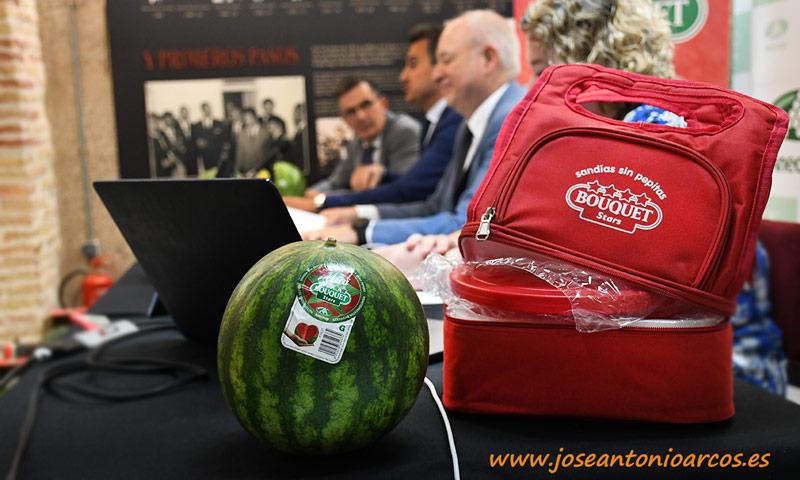 Anecoop ofrecerá sandía ecológica durante 6 meses. - joseantonioarcos.es