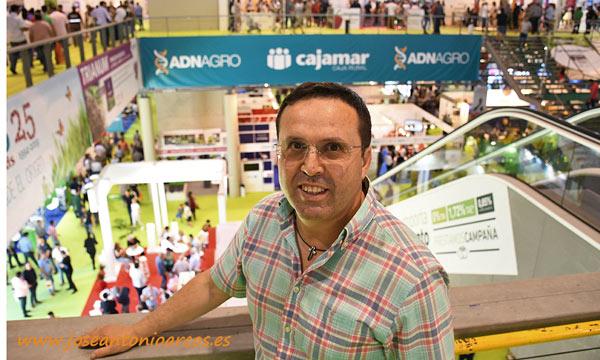 José Manzano, de SAMA. /joseantonioaros.es