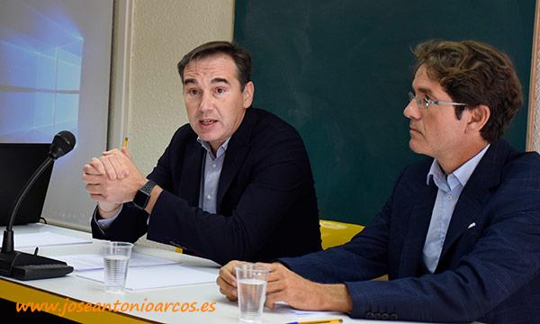 Pere Prats, vicepresidente de la Asociación Gremial de Empresarios Mayoristas de Frutas y Hortalizas (AGEM). /joseantonioarcos.es
