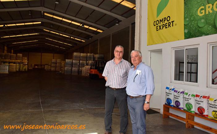 El modelo de venta directa de Compo Expert en Canarias