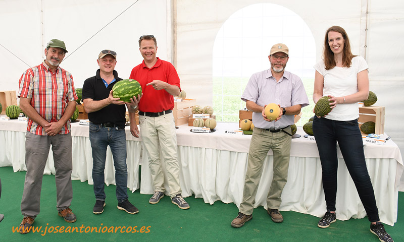 Melon & Watermelon Business Event for Experts 2019 de Nunhems. /joseantonioarcos.es