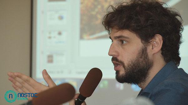 Enrique Cat, CEO Nostoc Biotech. /joseantonioarcos.es