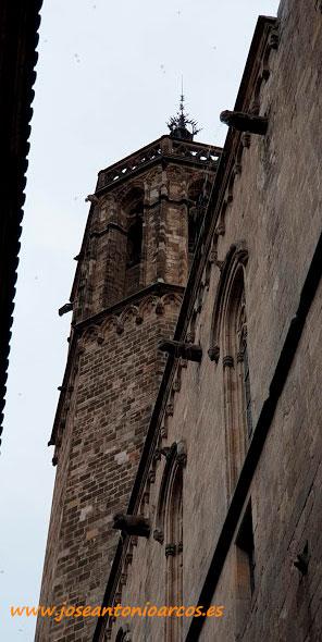 Catedral de Barcelona. Barrio Gótico. /joseantonioarcos.es