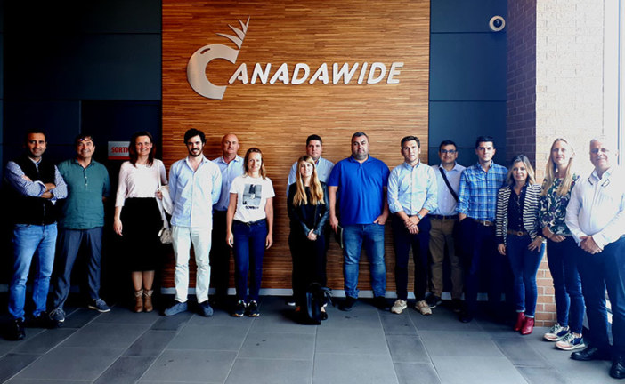 Misión hortofrutícola a Canadá