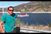 La presa de Rules y el agua al mar