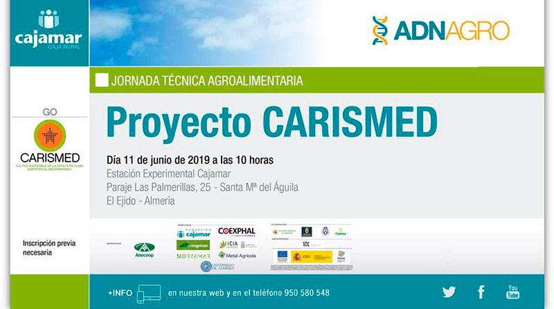 Día 11 de junio. Jornada sobre el cultivo de papaya en España