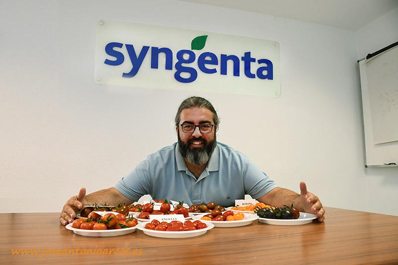 Sabor en todos los segmentos es otra demanda del mercado que atiende Syngenta en su obtención de nuevas variedades de tomate -joseantonioarcos.es