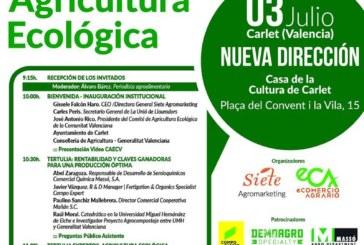 Día 3 de julio. Comercialización y rentabilidad de la agricultura ecológica