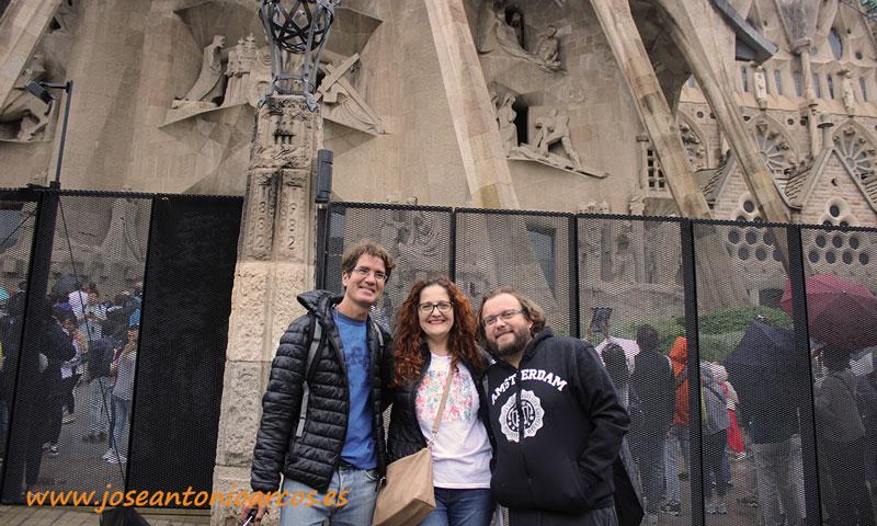Paseos por Barcelona con Pablo Campra