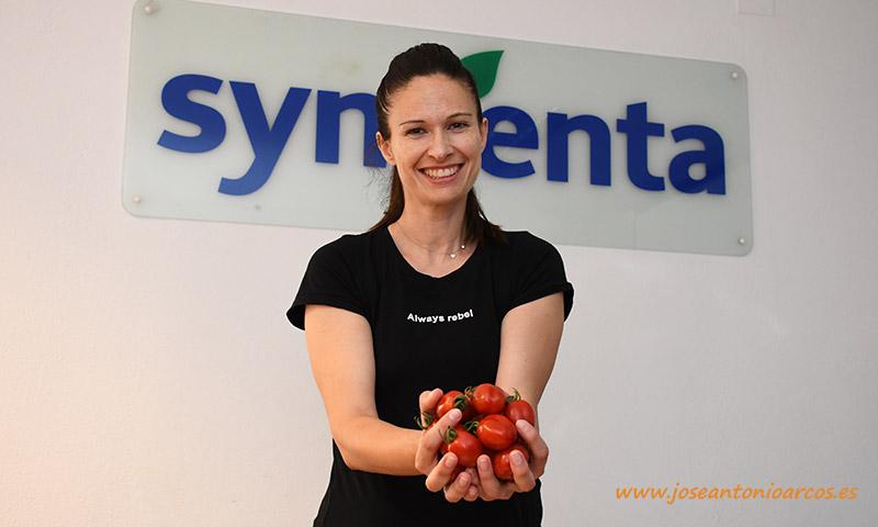 Un país de tomates de Syngenta