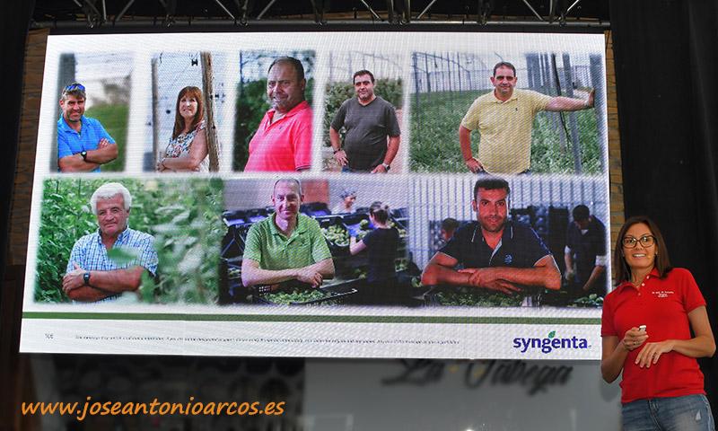 """""""Un país de tomates"""" reúne a 250 agricultores en Almería"""