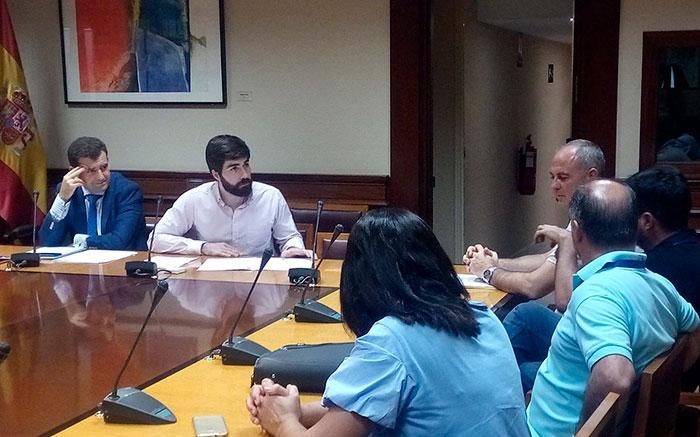 Anseprim en el Congreso de los Diputados. /joseantonioarcos.es