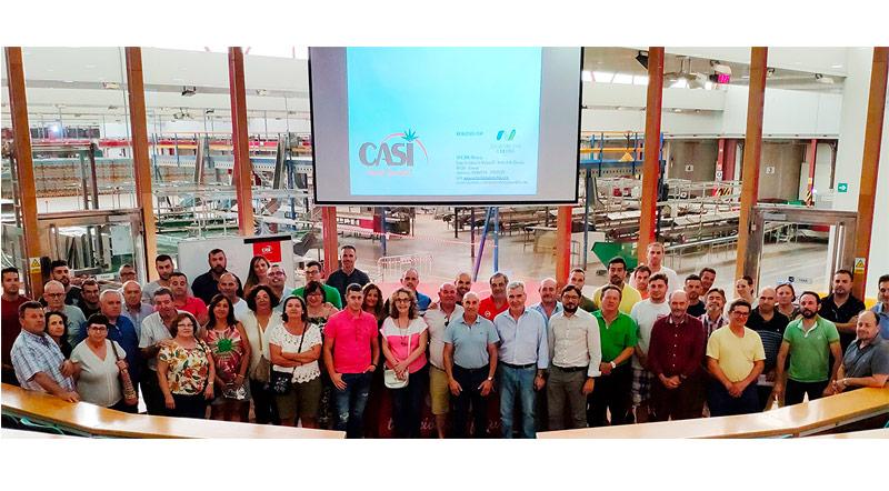 La cooperativa CASI diseña un plan de sostenibilidad