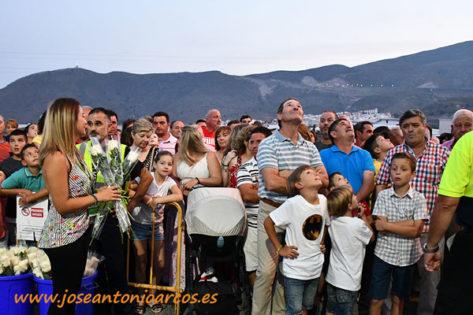 El Plantel Semilleros con agricultores y amigos en Castell de Ferro-joseantonioarcos.es