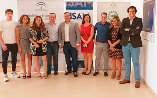 Escuela de Negocios ISAM y su jornada sobre LinkedIN.