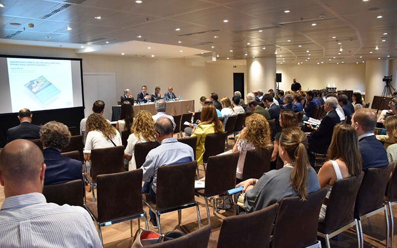 II Observatorio Cajamar sobre el sector agroalimentario español en el contexto europeo. /joseantonioarcos.es