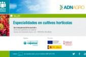 Día 16 de julio. Especialidades en cultivos hortícolas